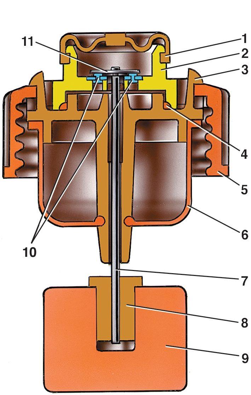 Фото №6 - течет тормозная жидкость ВАЗ 2110